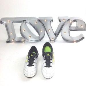 Boys Size 12.5 Adidas Soccer Cleats B-346